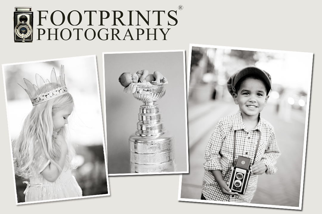 Footprints Photography is a registered US Trademark